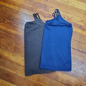 🔥 Tank Top Cami Lot of Two Size 18 / 20